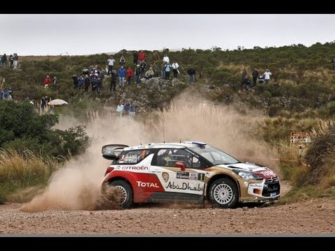 Citroën WRC 2013 – Rally Argentina – Day 1