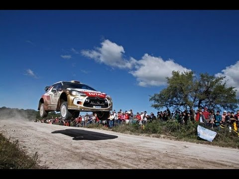 Citron WRC 2013 &#8211; Rally Argentina &#8211; Day 2