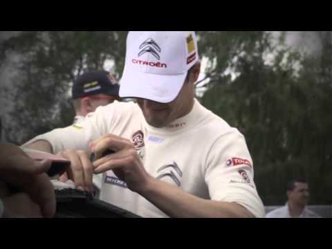 Citroën WRC 2013 – Rally Argentina – Best of
