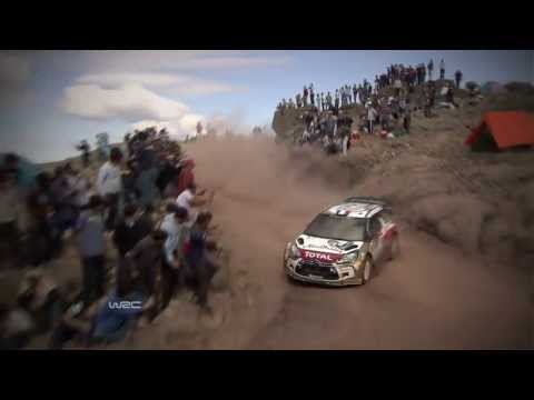 Citron WRC 2013 &#8211; Rally Argentina 2013 &#8211; Day 3