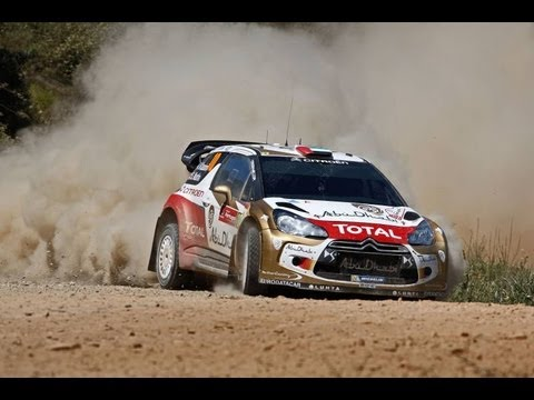 Citron WRC 2013 &#8211; Rally de Portugal &#8211; Best of