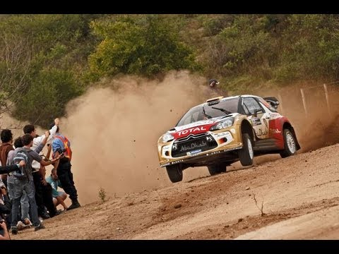 Citron WRC 2013 &#8211; Rally Argentina &#8211; Qualifying stage