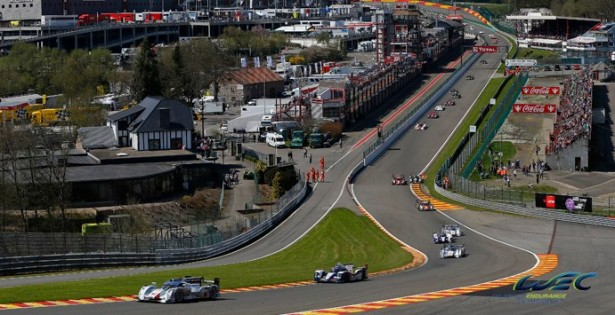 WEC &#8211; 6H de Spa-Francorchamps : les Audi R18 e-tron rafflent tout !