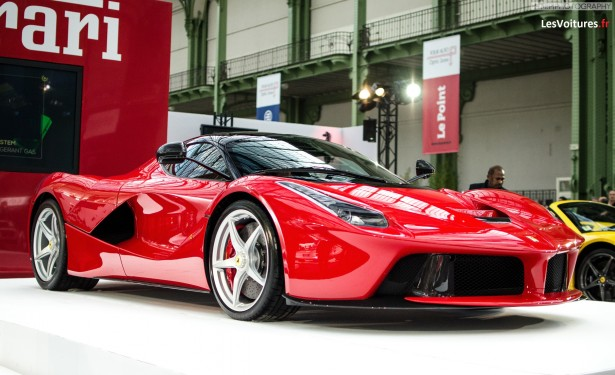"LaFerrari : une version ""ultimate"" en 10 exemplaires ?"