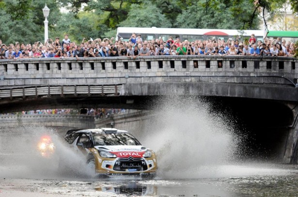 WRC &#8211; Rallye d&#8217;Argentine : Loeb vainqueur, Ogier second !