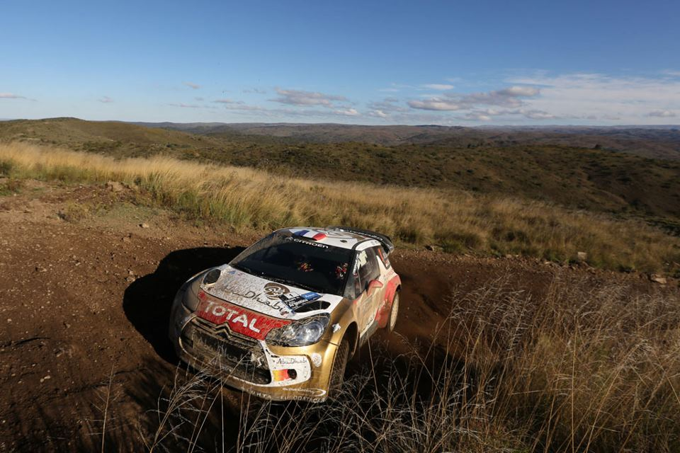 Loeb-WRC-citren-argentine