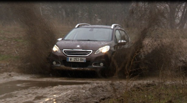 Peugeot 2008 : le crossover  l&#8217;essai &#8220;by Menscoop&#8221; !