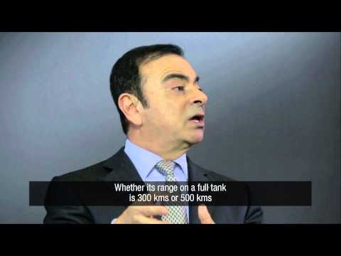Renault annual report 2012 – CEO Ghosn talks about strategy