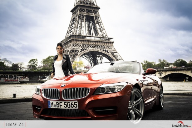 bmw-z4-2013-Ludivine-aubourg-the-voice-test-drive-paris-les-voitures-5
