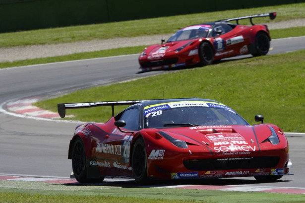 GT Tour &#8211; Imola : Les Ferrari raflent tout !
