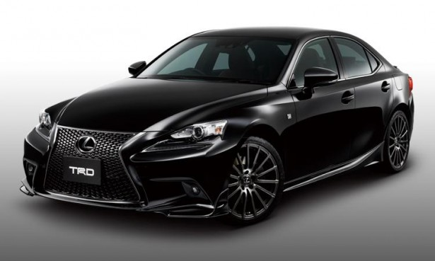 Lexus IS TRD : Toyota Racing Development transforme la berline japonaise !