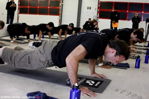endurance physique