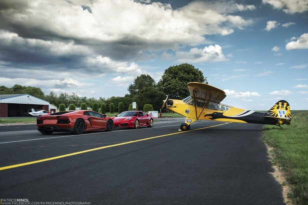 ferrari_f430-scuderia-lamborghini-avantador-club-aviation-cambrai-niergnies