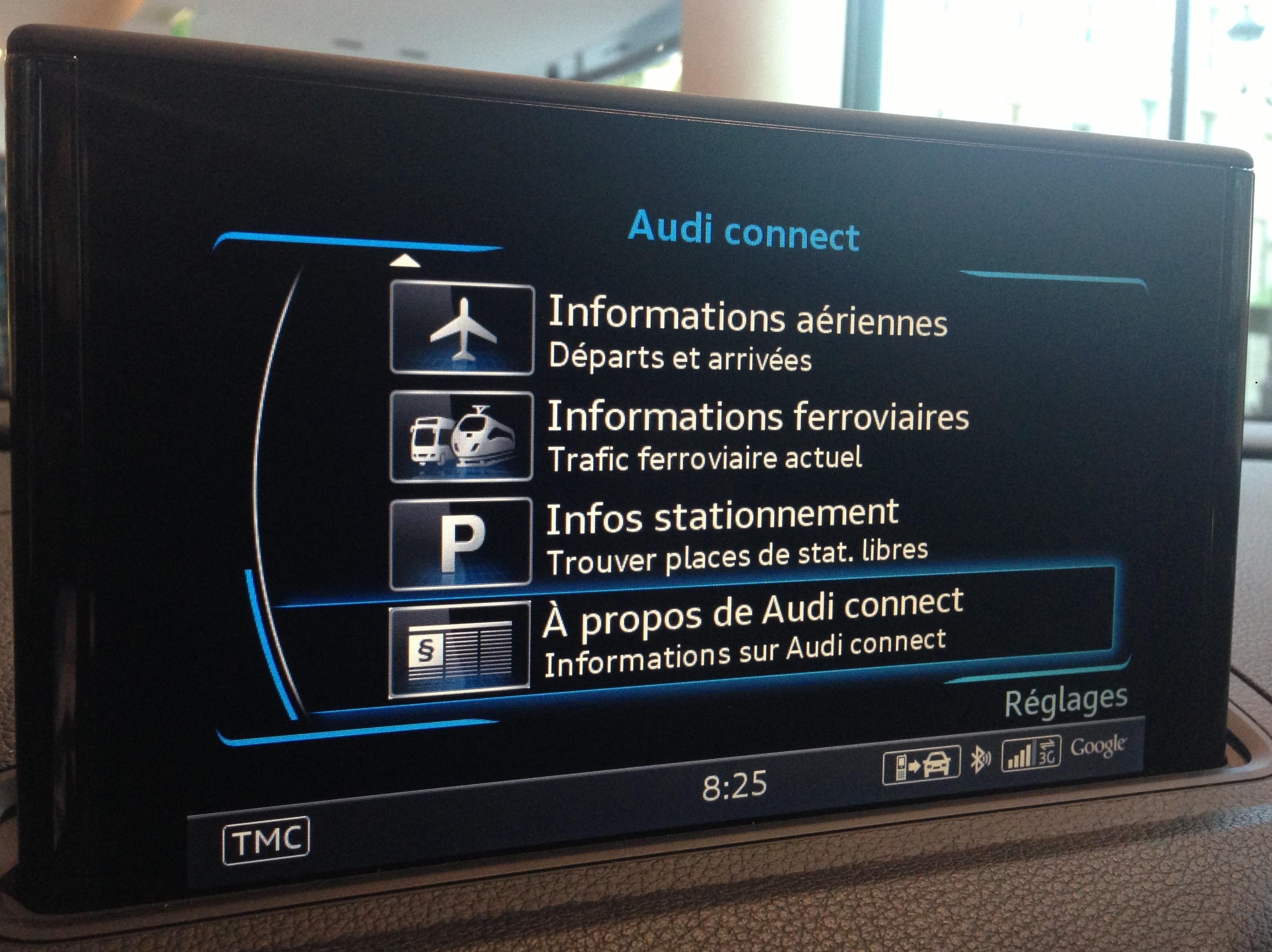 Interieur audi a3 berline les voitures for Interieur audi a3 2000