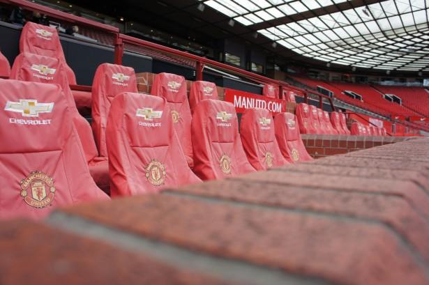 Old Trafford Chevrolet seats