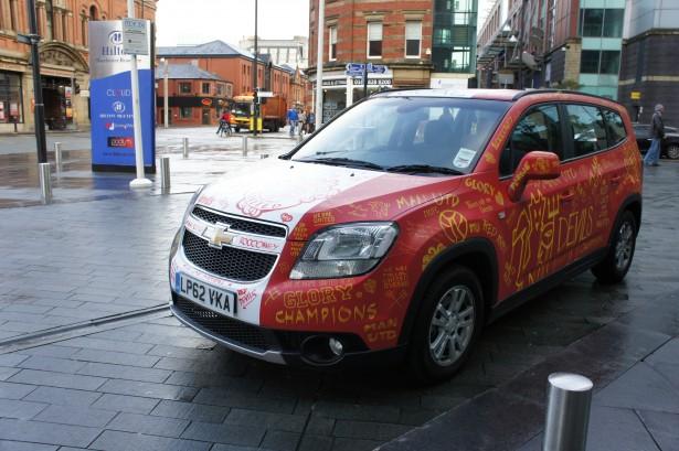 Chevrolet YCC 2013