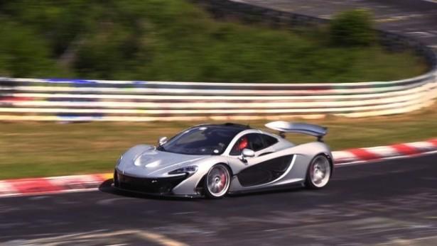 McLaren-P1-Nurburgring-1