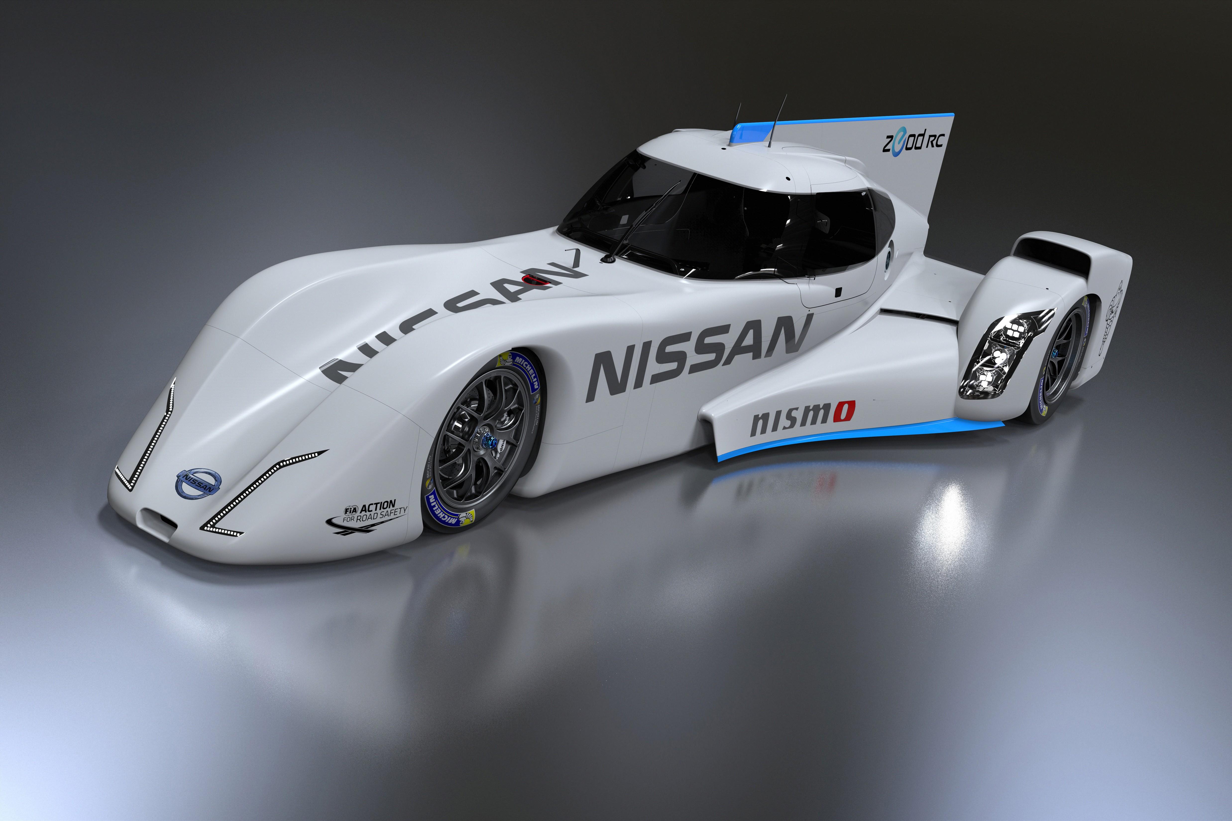 Nissan ZEOD RC : prête pour Les 24 Heures du Mans 2014 !