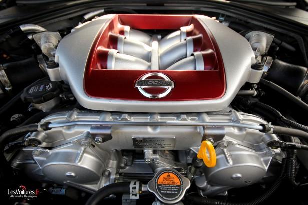 nissan-gt-r-gentle man-edition-moteur-2