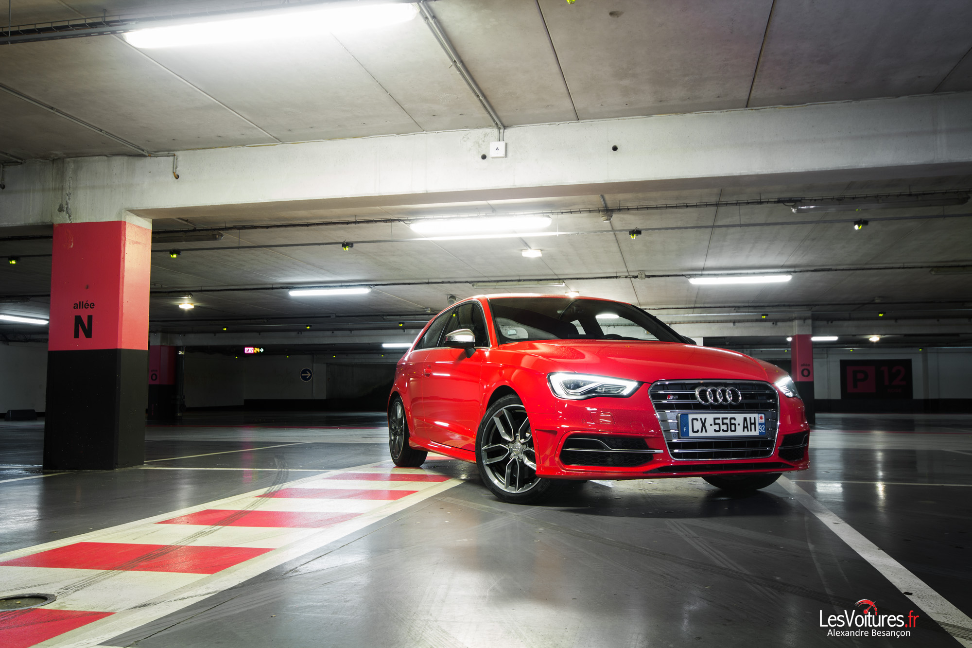 "Audi A3 : elle remporte le prix ""World Car of the Year 2014 !"