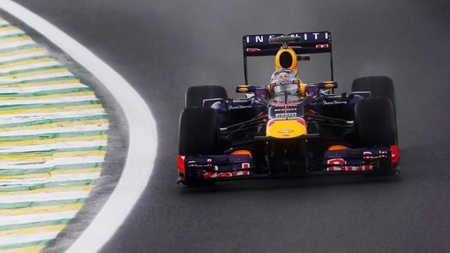 F1- GP du Brésil : doublé Red Bull, Alonso 3ème !
