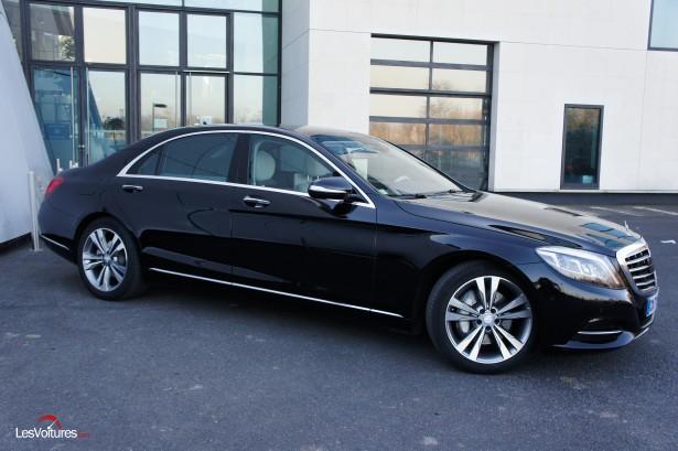 mercedes benz s 400 hybrid la limousine classe business l essai les voitures. Black Bedroom Furniture Sets. Home Design Ideas