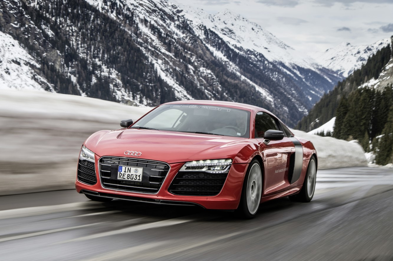 Audi R8 e-tron : rebondissement, elle sera finalement bien commercialisée…