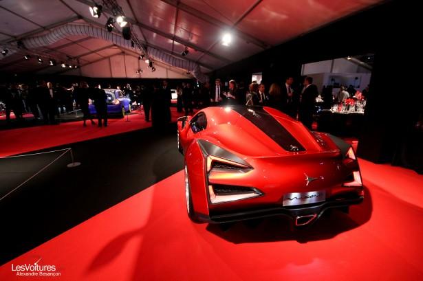 Icona-Vulcano Concept-Car