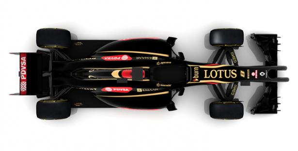 Lotus-E22-F1-2014
