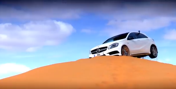Mercedes-Benz-A-45-AMG-video