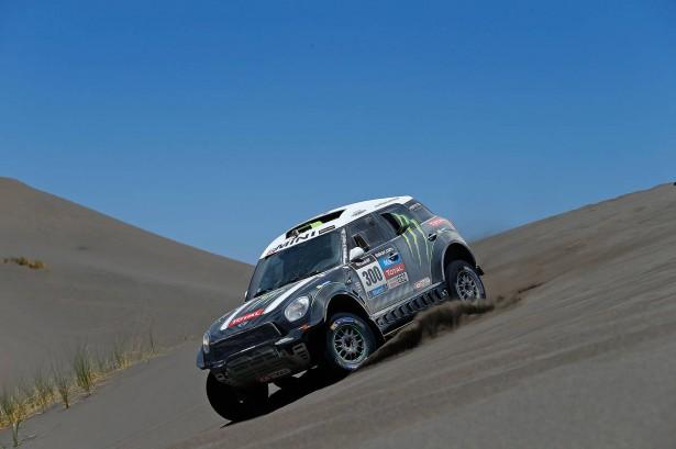 Peterhansel-MINI-All4-X-Raid-Team-Dakar-2014