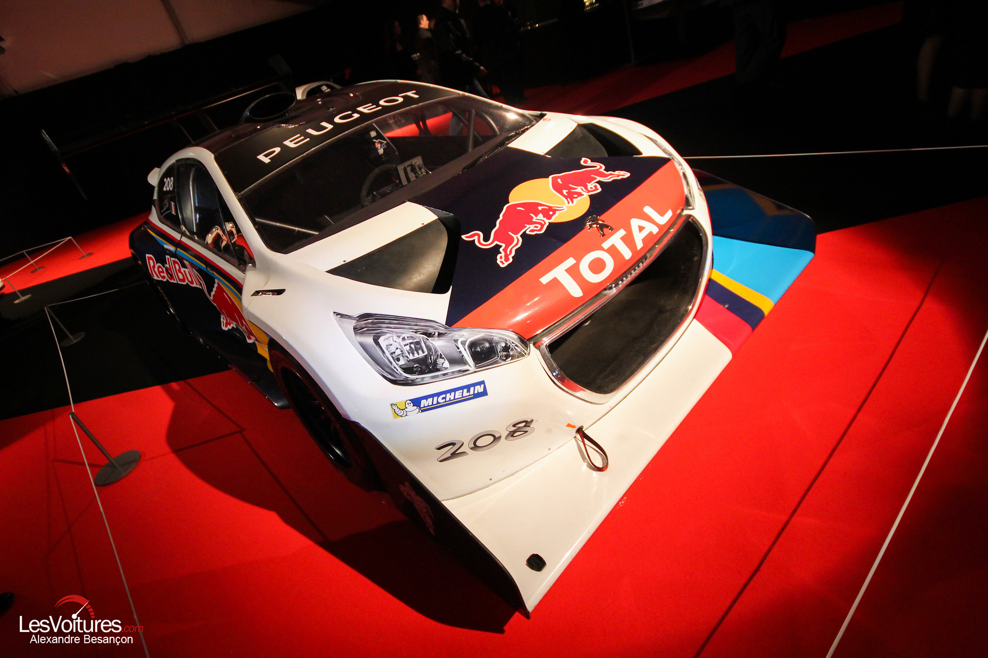 peugeot 208 t16 pikes peak 2 les voitures. Black Bedroom Furniture Sets. Home Design Ideas