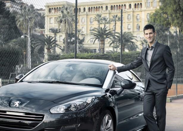 Peugeot-Novak-Djokovic
