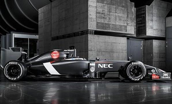 Sauber-C33-F1-2014-2