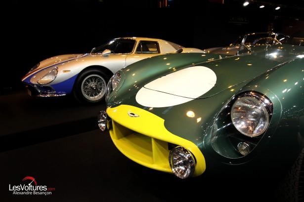Aston Martin DB3S-9 + Ferrari 250 LM