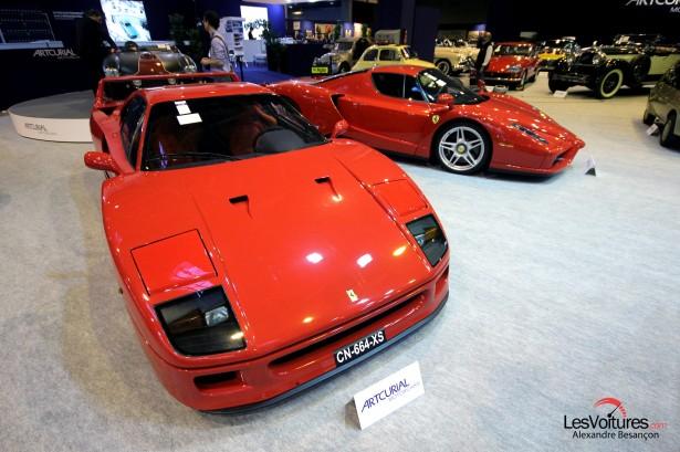 Ferrari F40 - Enzo