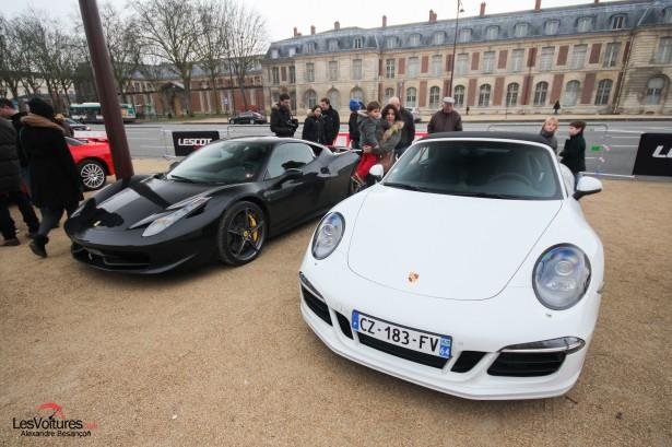 La-Nocturne-2014-YOTC-Ferrari-458-Italia-Porsche-991-Cabriolet