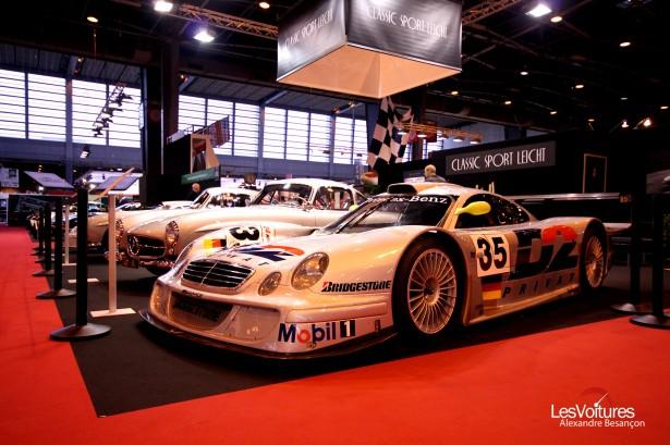 Mercedes CLK LM