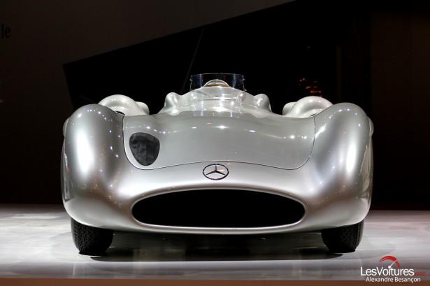 Mercedes W196 R