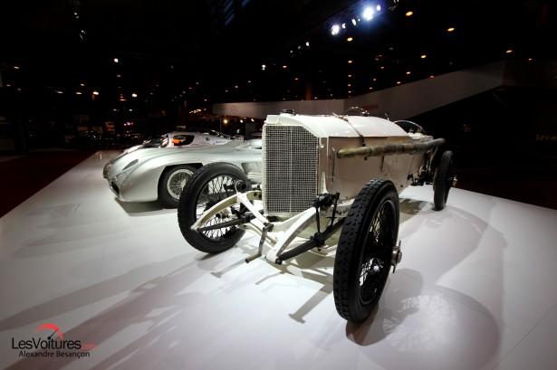Mercedes de Grand Prix 1914