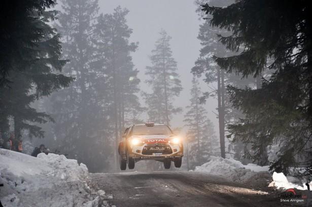 Rallye-Suede-wrc-2014-Citroen-DS3