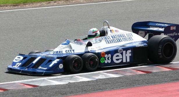 Tyrrell-P34-2008