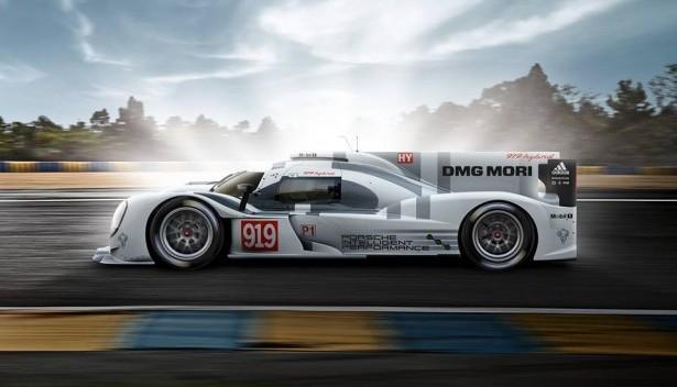 """Vidéo : Porsche présente """"l'identité"""" de la 919 Hybrid…"""