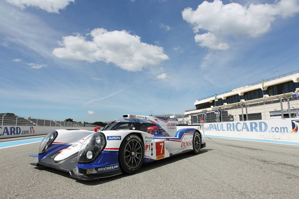 FIA WEC : Toyota Motorsport dévoile sa TS040 HYBRID !