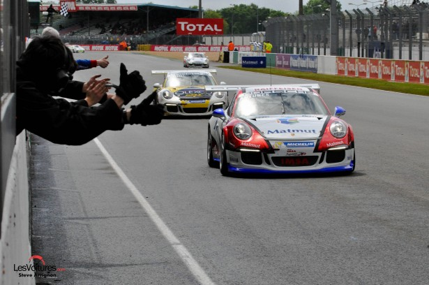 Porsche-Carrera-Cup-France-2014-Le-Mans-IMSA-Performance-911-GT3-Cup-Antunes