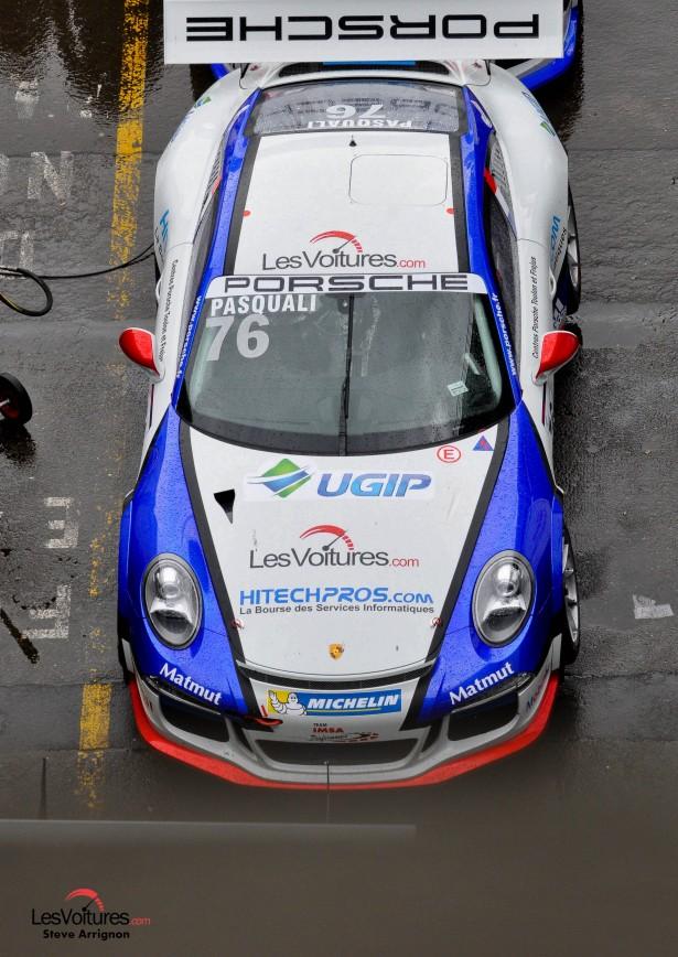 Porsche-Carrera-Cup-France-2014-Le-Mans-IMSA-Performance-911-GT3-Cup-Laurent-Pasquali