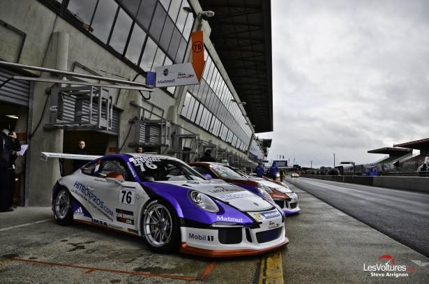 Porsche-Matmut-Carrera-Cup-France-2014-Le-Mans-circuit-Bugatti-11-Laurent-Pasquali