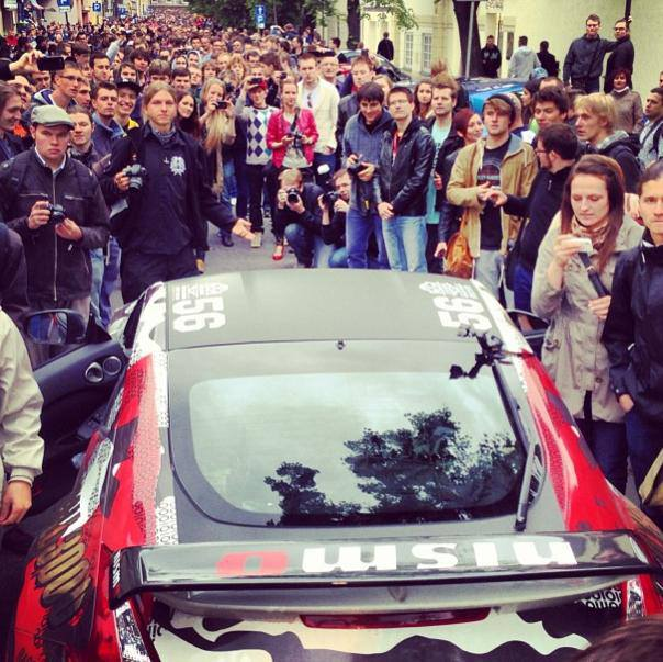 gumball-3000-nissan
