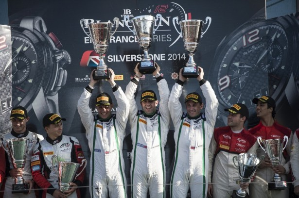 Bentley-Boys-Andy-Meyrick-Guy-Smith-Steven Kane-Blancpain-Endurance-Series-Silverstone 2014