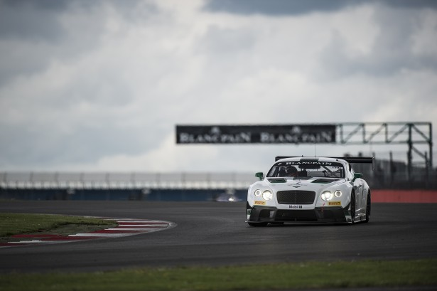Bentley-Continental-GT3B-Andy-Meyrick-Guy-Smith-Steven Kane-Blancpain-Endurance-Series-Silverstone 2014-2